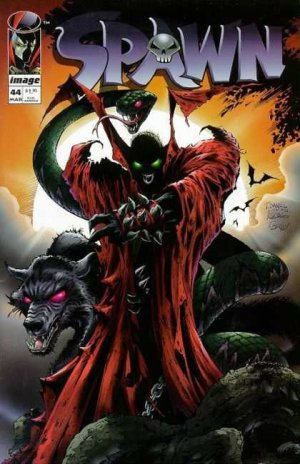 Spawn # 44 Issues (1992 - Ongoing)