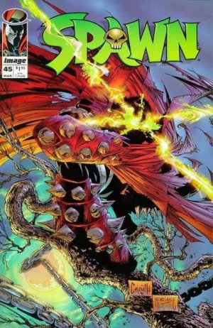 Spawn # 45 Issues (1992 - Ongoing)