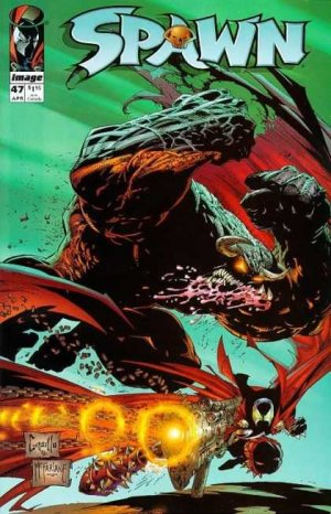 Spawn # 47 Issues (1992 - Ongoing)
