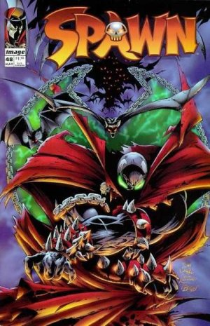 Spawn # 48 Issues (1992 - Ongoing)