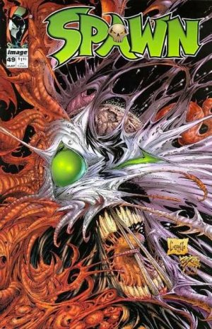 Spawn # 49 Issues (1992 - Ongoing)
