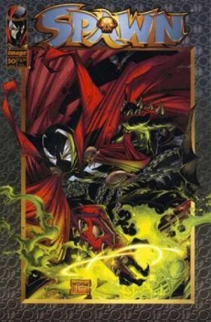 Spawn # 50 Issues (1992 - Ongoing)