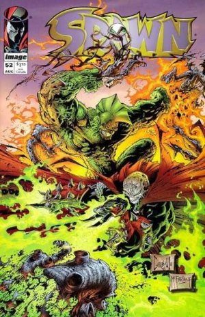 Spawn # 52 Issues (1992 - Ongoing)