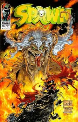 Spawn # 53 Issues (1992 - Ongoing)