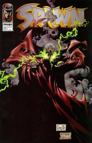 Spawn # 54 Issues (1992 - Ongoing)