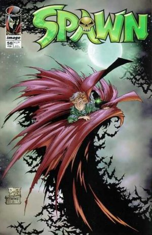 Spawn # 58 Issues (1992 - Ongoing)