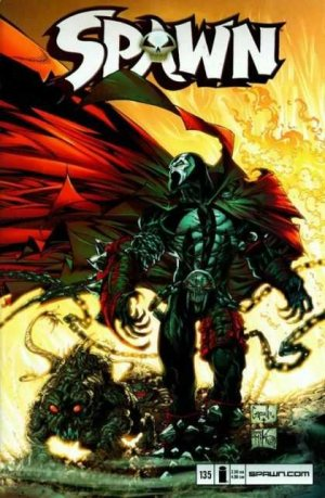 Spawn # 135 Issues (1992 - Ongoing)