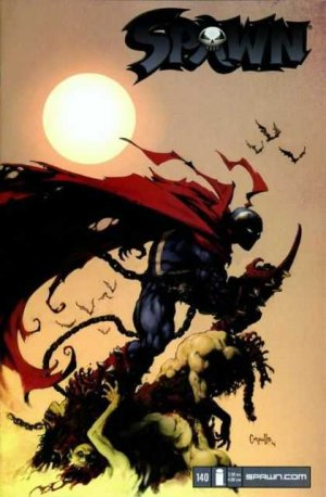 Spawn # 140 Issues (1992 - Ongoing)