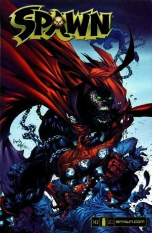 Spawn # 142 Issues (1992 - Ongoing)