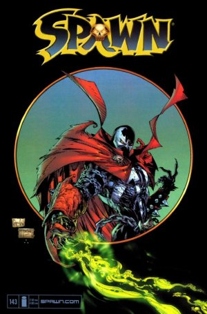 Spawn # 143 Issues (1992 - Ongoing)