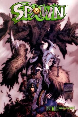 Spawn # 157 Issues (1992 - Ongoing)