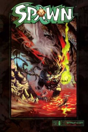 Spawn # 158 Issues (1992 - Ongoing)