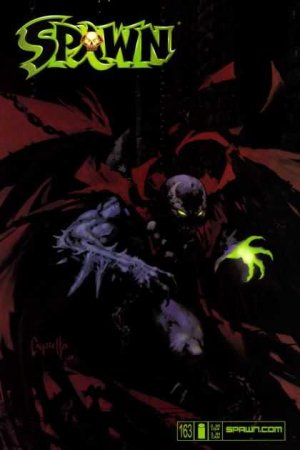 Spawn # 163 Issues (1992 - Ongoing)