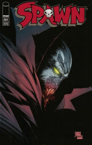 Spawn # 201 Issues (1992 - Ongoing)