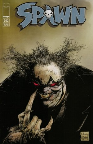 Spawn # 202 Issues (1992 - Ongoing)