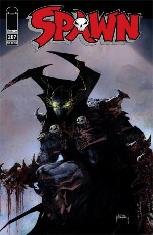 Spawn # 207 Issues (1992 - Ongoing)