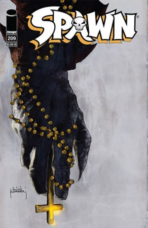 Spawn # 209 Issues (1992 - Ongoing)