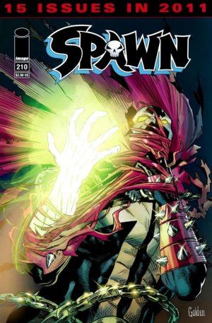 Spawn # 210 Issues (1992 - Ongoing)