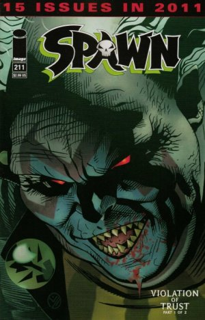 Spawn # 211 Issues (1992 - Ongoing)