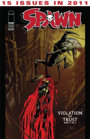 Spawn # 212 Issues (1992 - Ongoing)