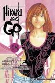 couverture, jaquette Hikaru No Go 18 VOLUME (Tonkam)