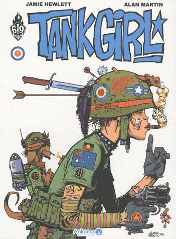 Tank Girl édition TPB Hardcover (cartonnée) (2010)