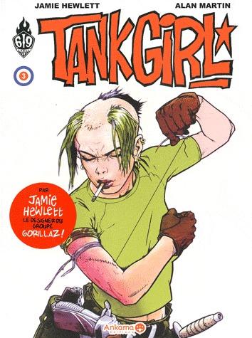 Tank Girl # 3 TPB Hardcover (cartonnée) (2010)