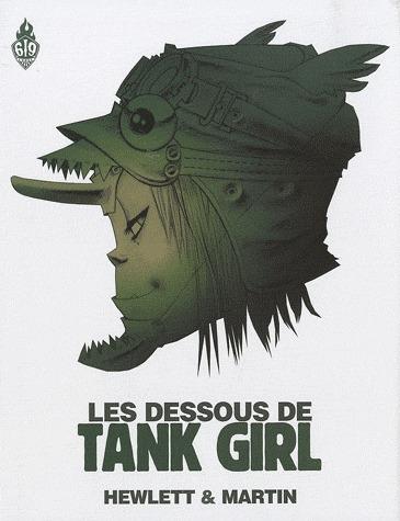 Tank Girl édition Hors série (2010)
