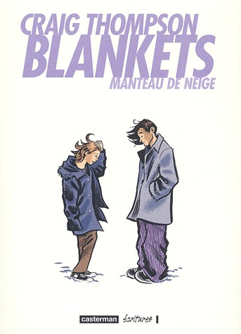 Blankets édition simple