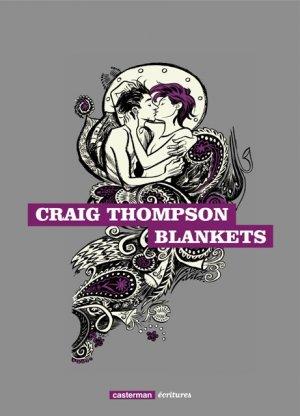 Blankets édition Réédition 2012