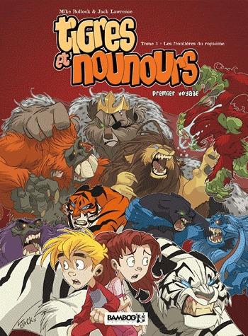 Tigres et nounours édition Reédition (2011)
