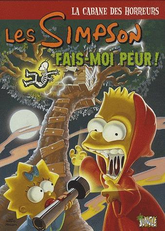 Les Simpson - La cabane de l'horreur édition simple
