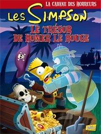 Les Simpson - La cabane de l'horreur T.4