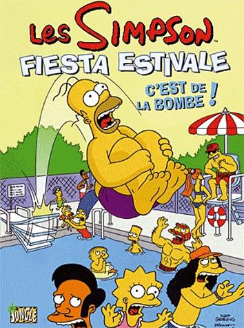 Les Simpson - Fiesta estivale édition simple
