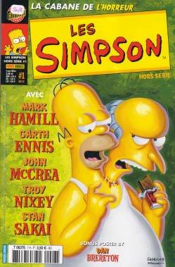Les Simpson édition Hors série