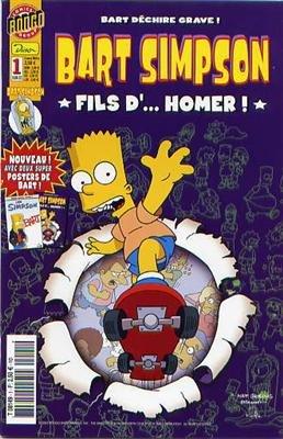 Bart Simpson édition Simple (2002 - 2007)