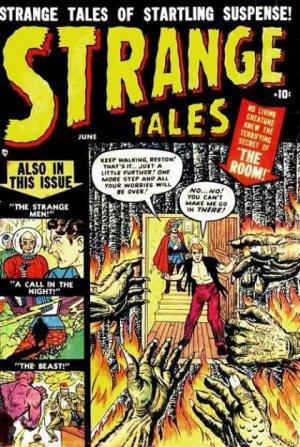 Strange Tales # 1
