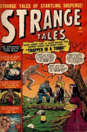 Strange Tales # 2
