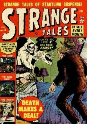 Strange Tales # 13