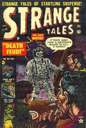 Strange Tales 17