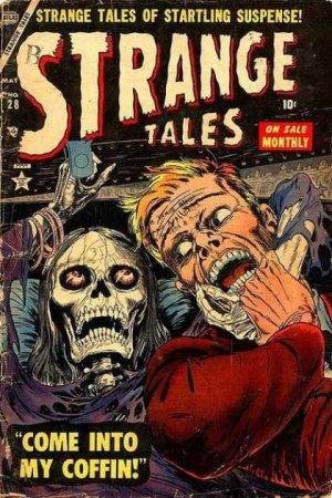Strange Tales # 28