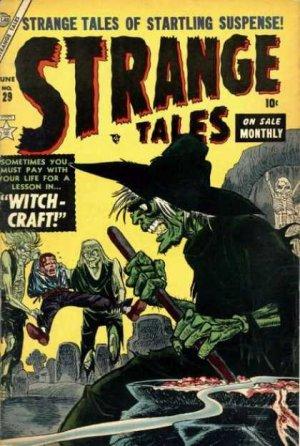 Strange Tales # 29