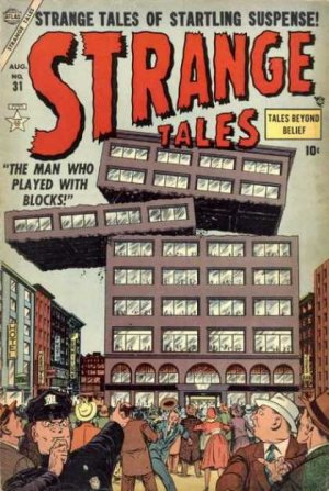 Strange Tales # 31