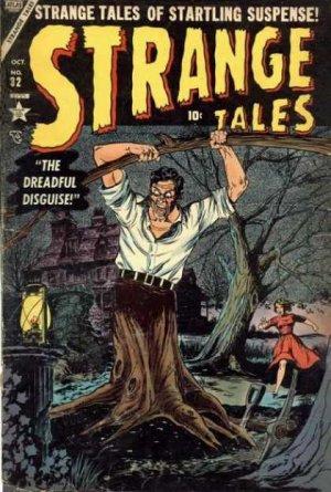 Strange Tales # 32