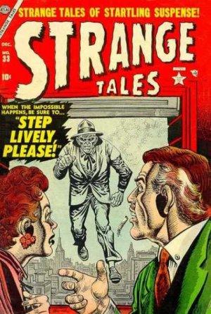 Strange Tales # 33