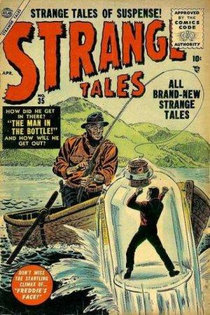 Strange Tales # 35