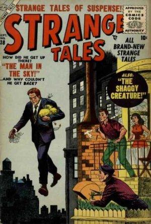 Strange Tales # 38