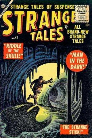 Strange Tales # 41