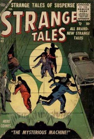 Strange Tales # 43