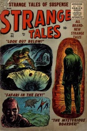 Strange Tales # 44
